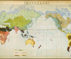 植物區系分布地圖