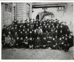 Group photograph of Guo Moruo (about 1923.)